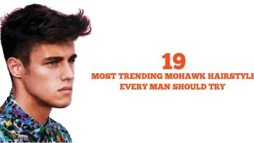 19 Most Trending Mohawk Hairstyle Every Man Should Try To Get A Punk Look