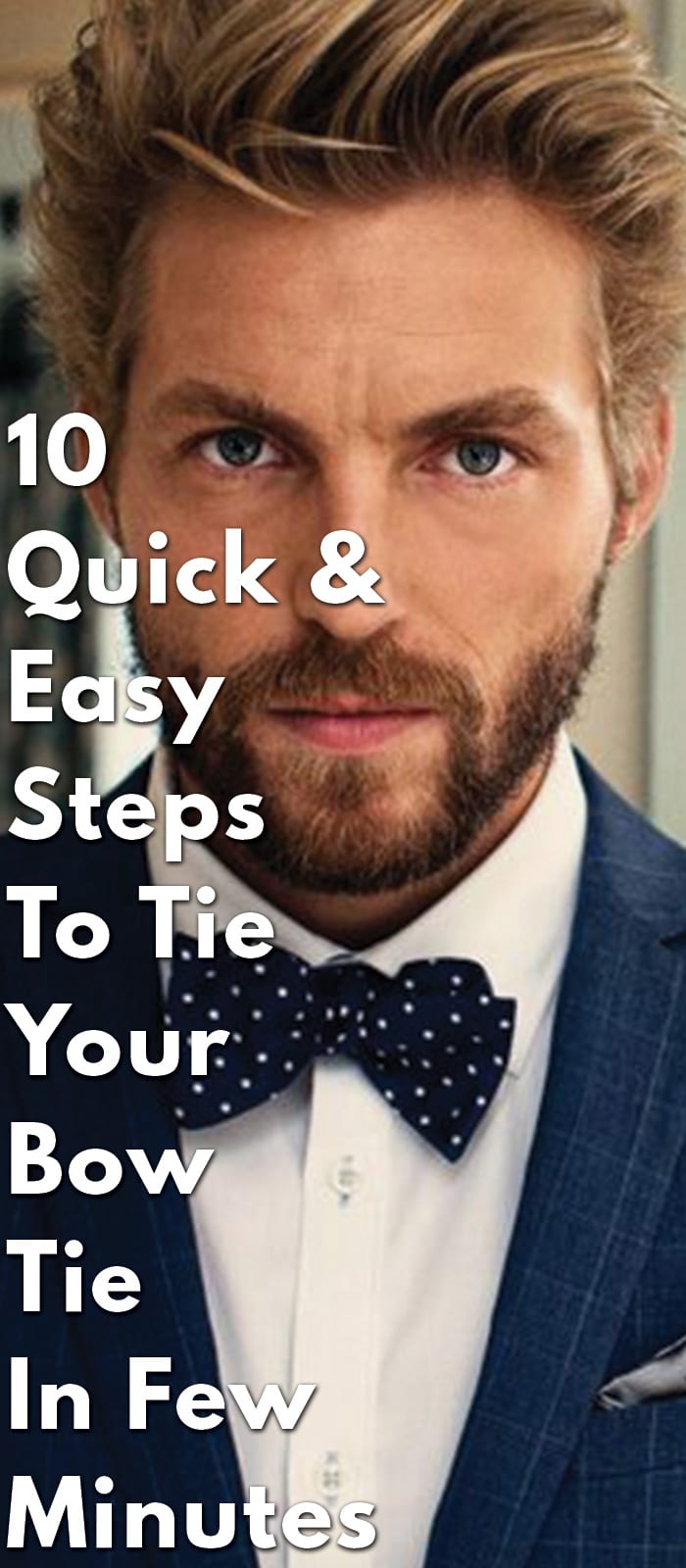 10-Quick-&-Easy-Steps-To-Tie-Your-Bow-Tie-In-Few-Minutes