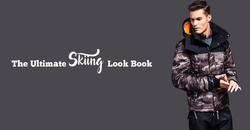 ultimate skiing look book