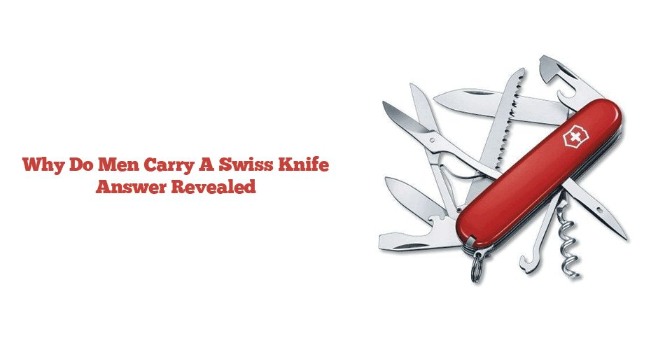 uses of swiss knife