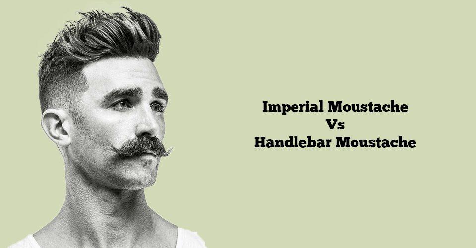 handlebar moustaches