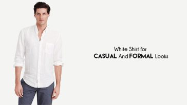 best white shirt looks