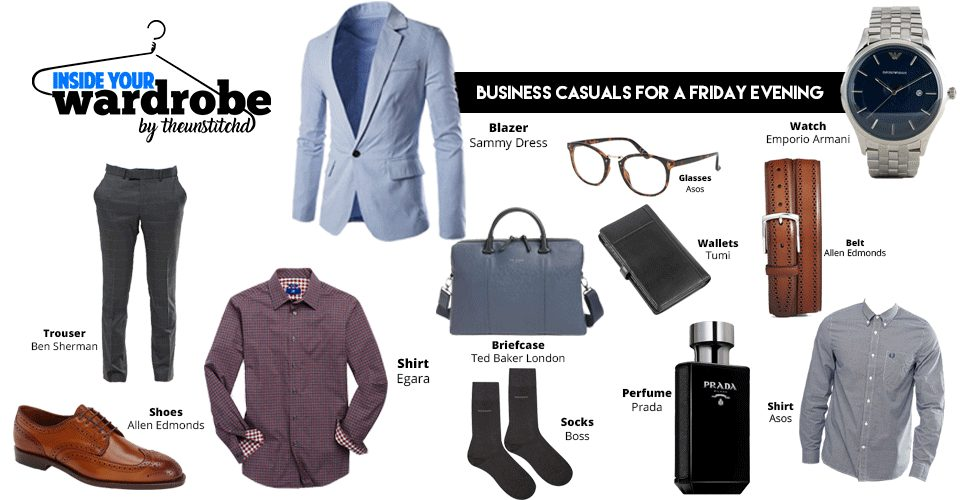 Must have Business casuals