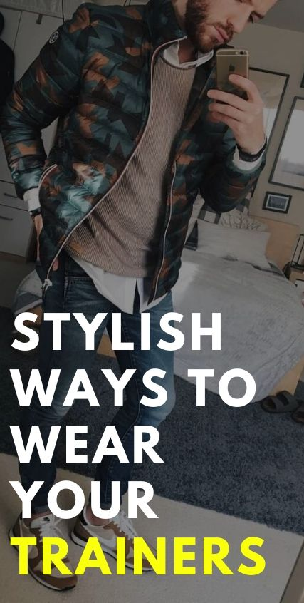 Stylish Ways to Wear Your Trainers