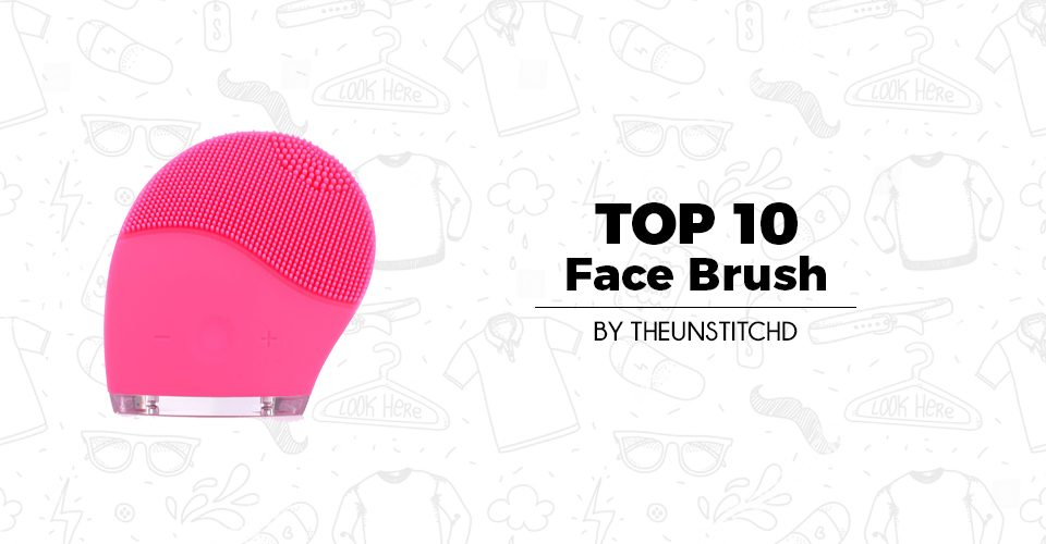 Top 10 Best Face Brush for Men