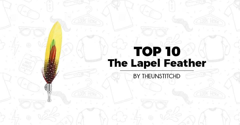 Top 10 Best Lapel Feather for Men