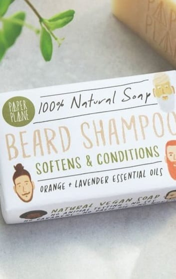 latest beard shampoo bar