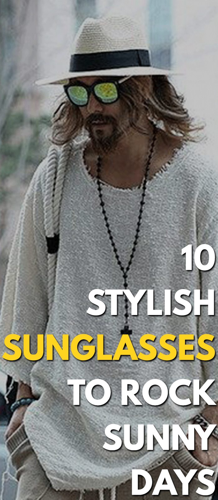 10 Stylish Sunglasses To Rock Sunny Day