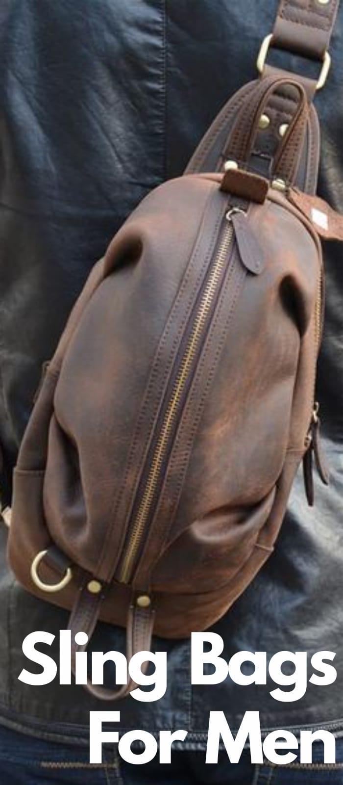10 best sling bags for men