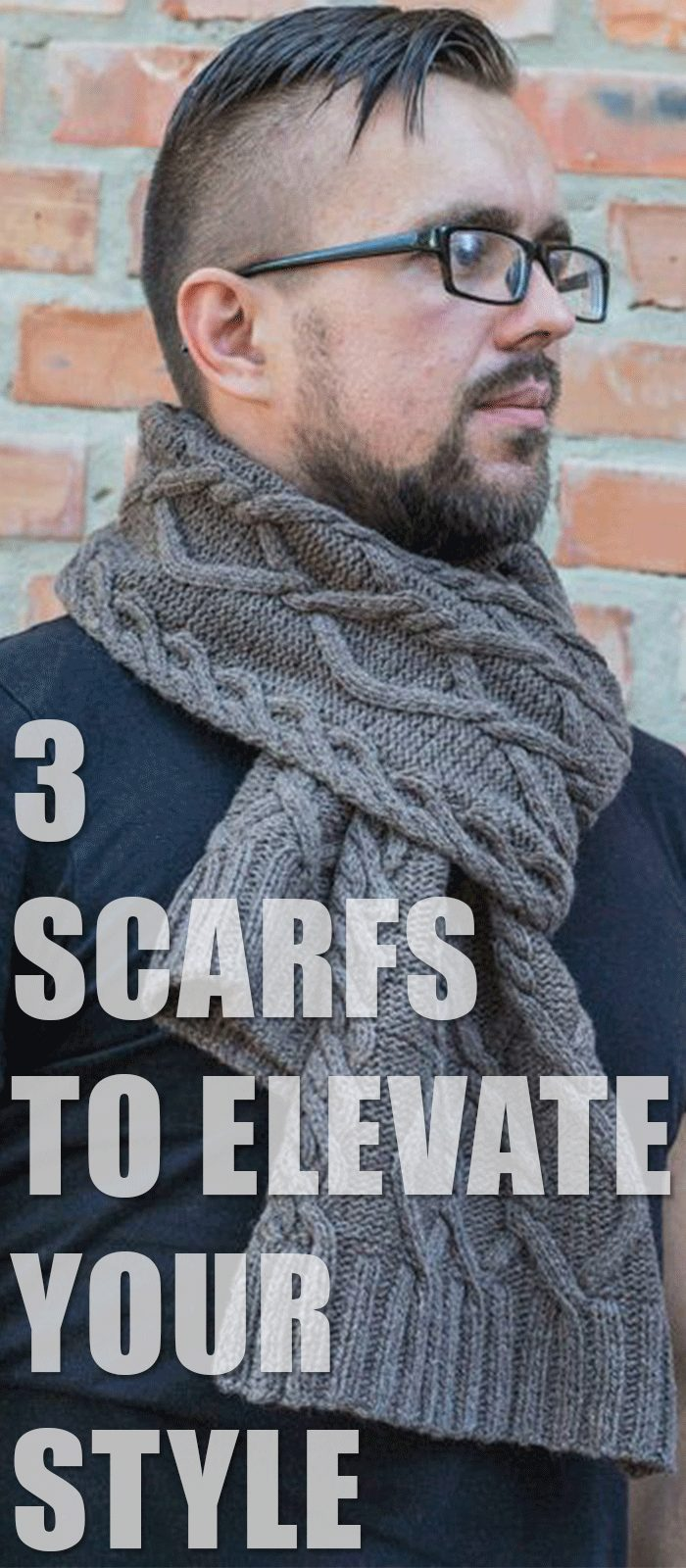 3 Scarfs To Elevate Your Style game