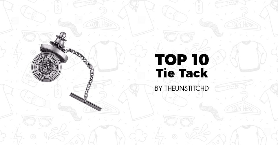Top 10 Best Tie Tack for Men