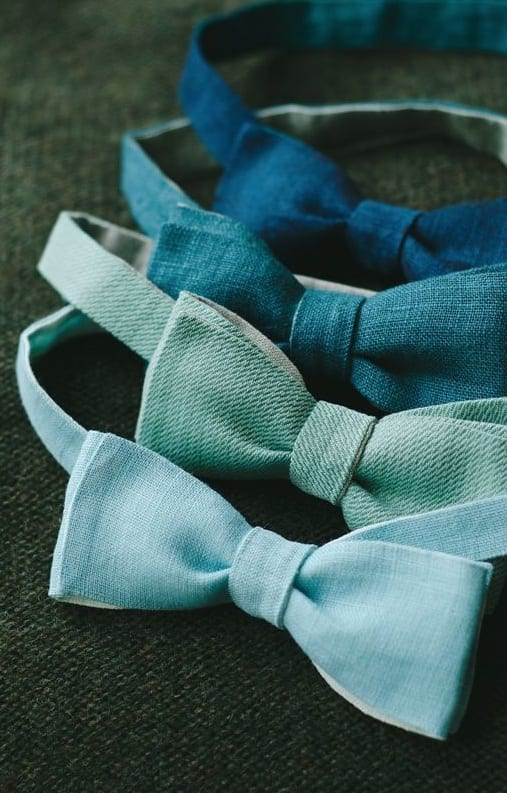 classiest bow ties for men