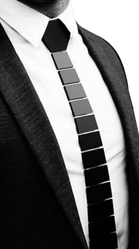 classy hex ties