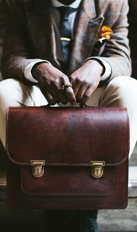 gentleman's briefcases