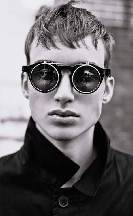 sexiest round frame sunglasses