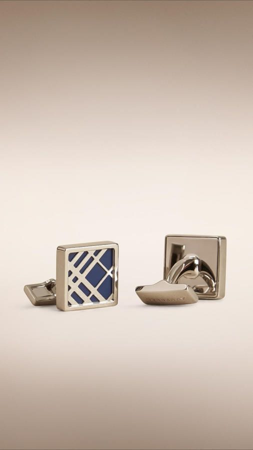 simple cufflinks for men