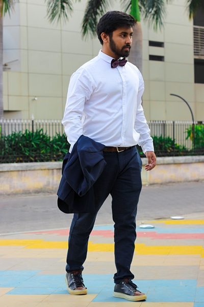 dapper outfit ideas for men - bow tie outfits