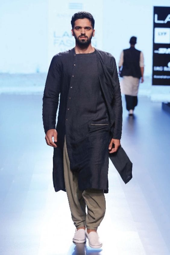 Kurta Pajama for Sangeet