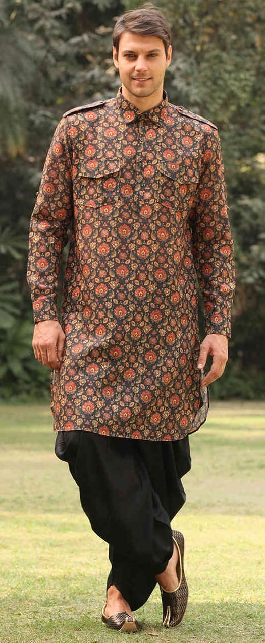 Pathani Outfit Ideas For Men This Festive Season