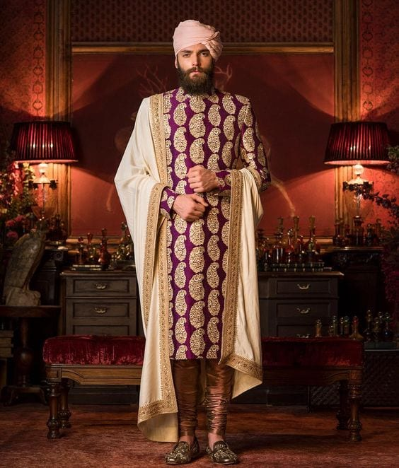 Sherwani for wedding Ceremony