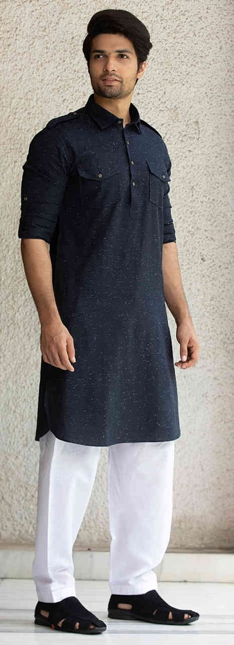 Trendy Pathani Outfit Ideas For Men