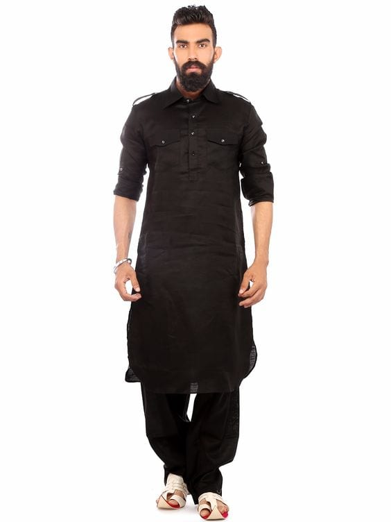 best footwear for pathani