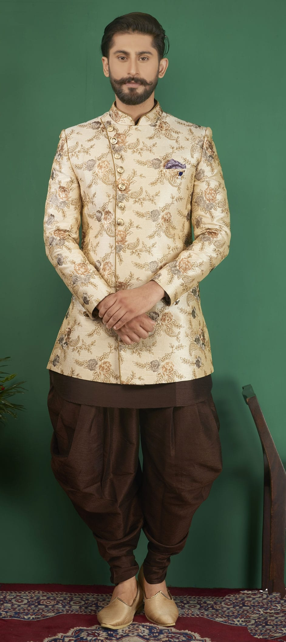 Designer Indo Western Outfit Ideas For Men