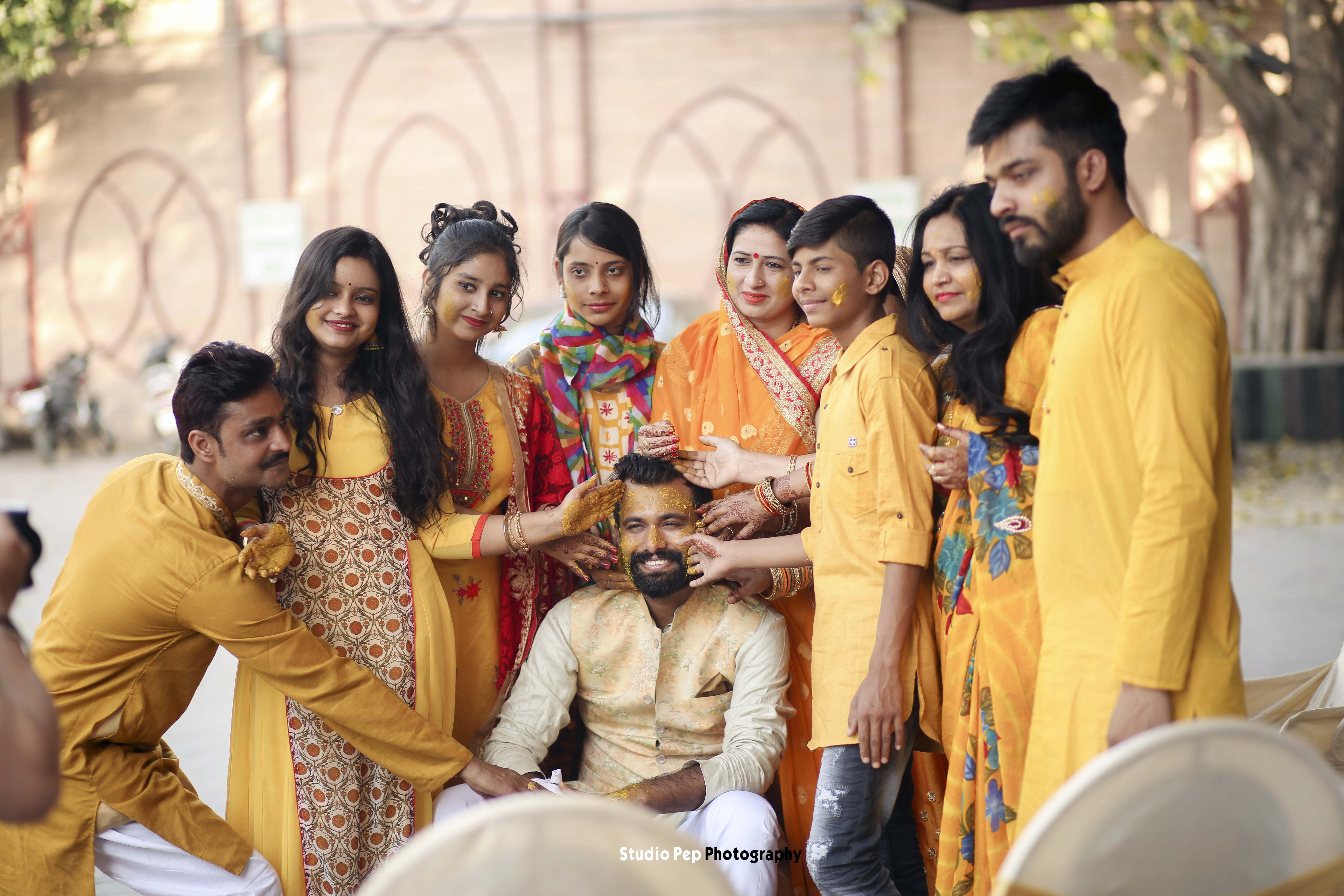 Haldi Ceremony Ideas For Men This Wedding Season