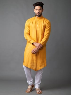 Haldi Ceremony Kurta Ideas For Men This Wedding Season