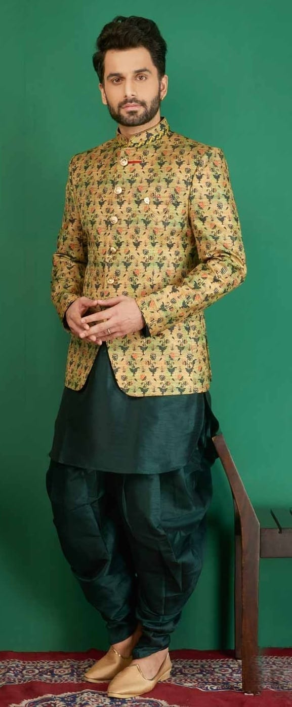 Mehndi Ceremony Outfit Ideas For Guys This Season