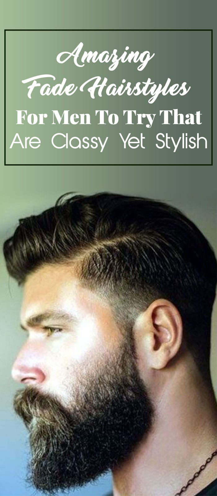 amazing fade hairstyles