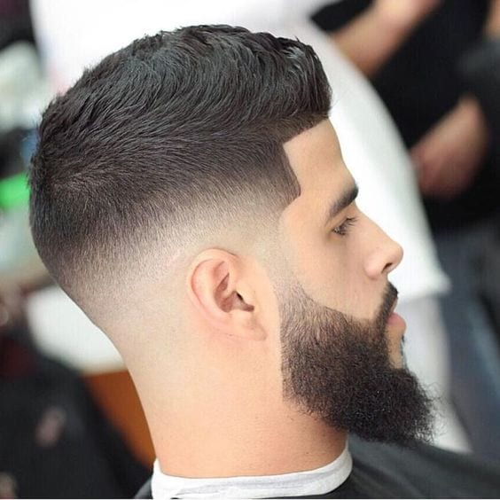 drop fade style