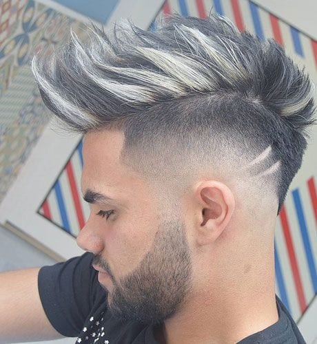 low fade styles