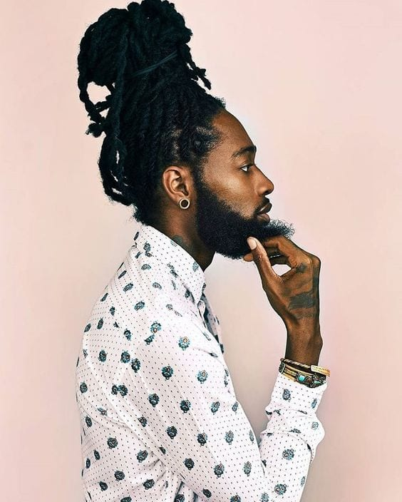 7 Dreadlock Hairstyles Men Should Know To Get The Rough