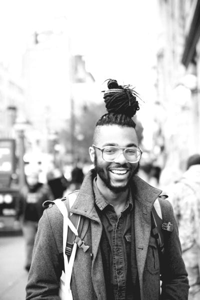 men's undercut fade dreadlock