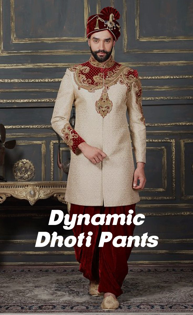 Dynamic Dhoti Pants