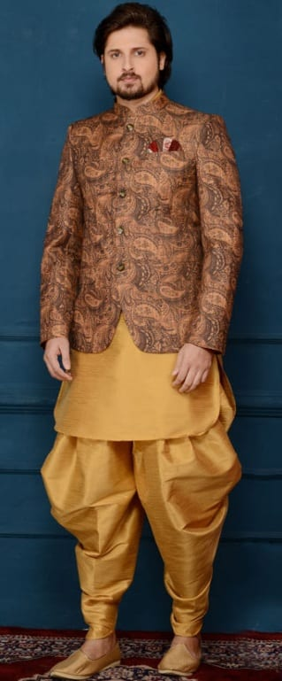 Jodhpuri Suit Outfit Ideas For Men This Wedding Season