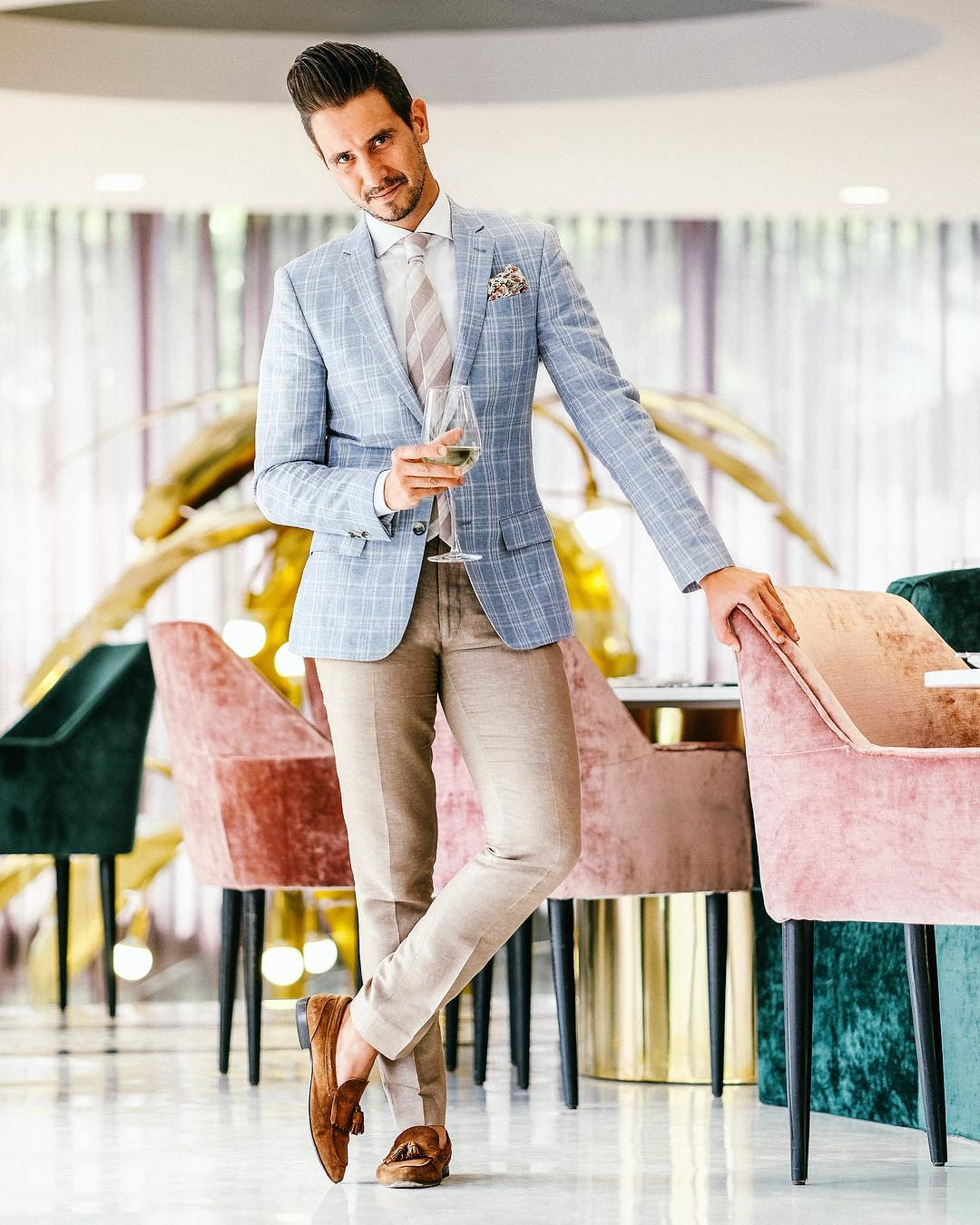 cocktail blazer