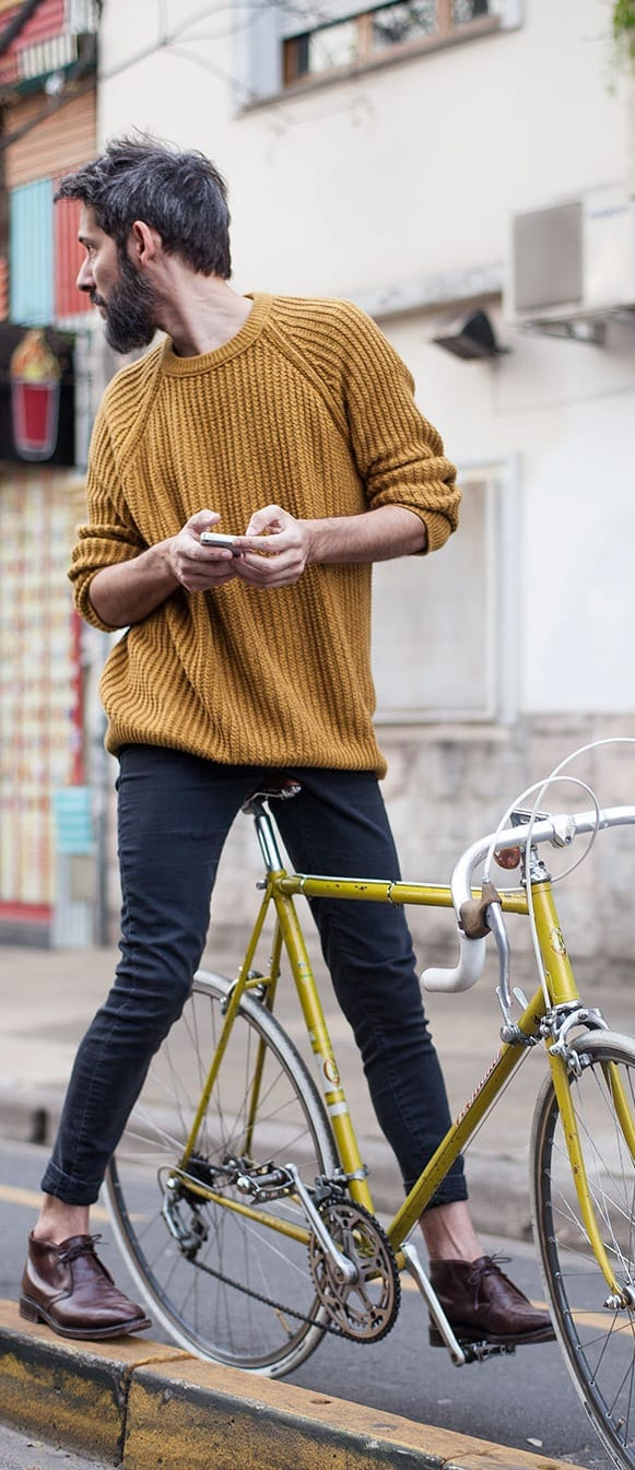 oversized outfits-men's fashion trends