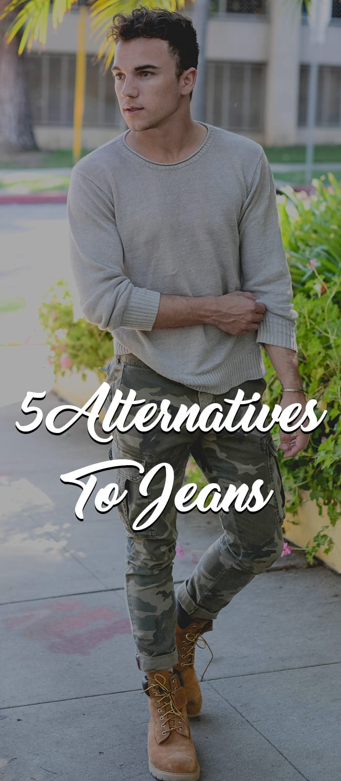 5 Alternatives To Jeans