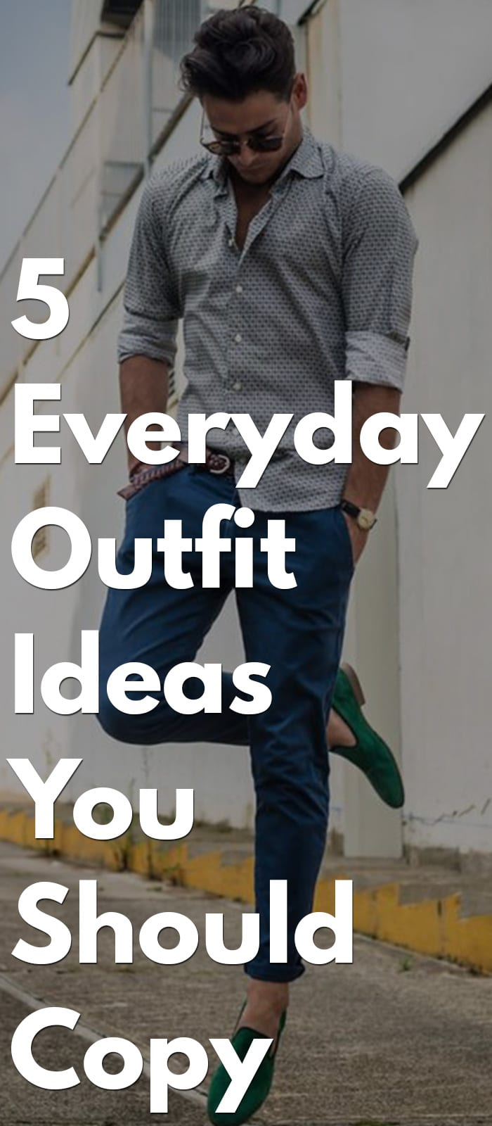 5 Everyday Outfit Ideas You Should Copy