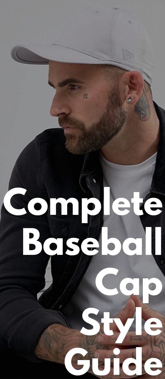 Complete Baseball Cap Style Guide this year