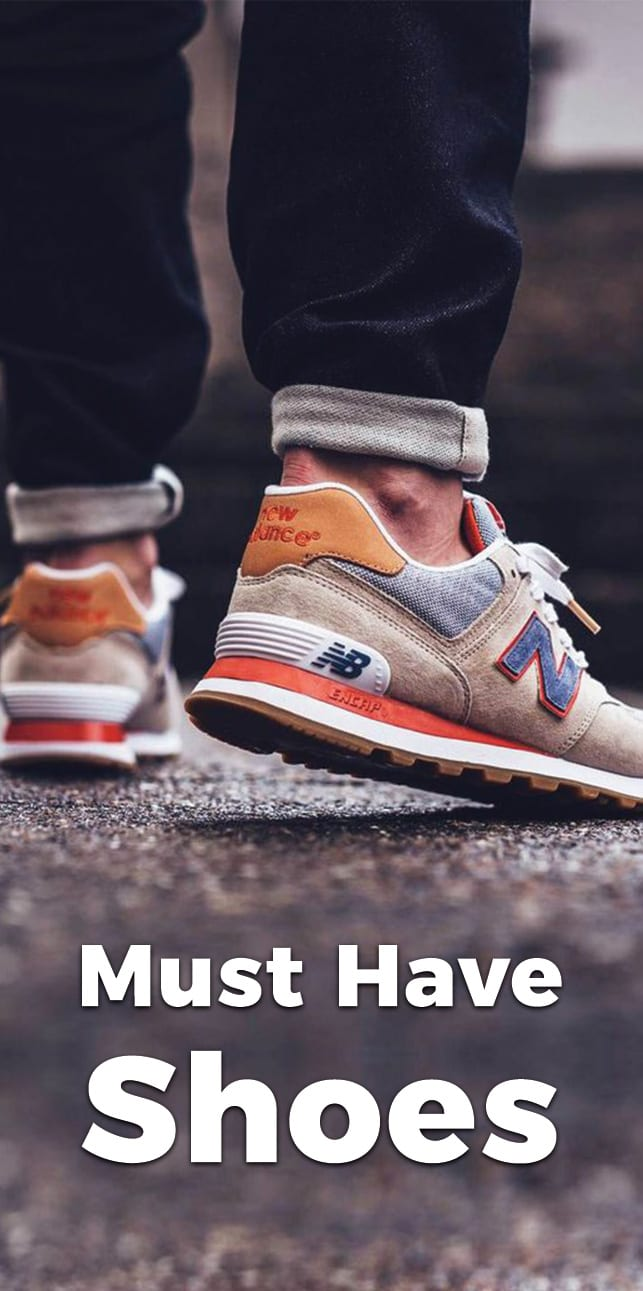 Must have Mens Shoes in 2018