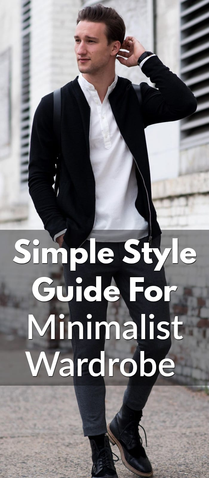 Simple Style Guide For Minimalist Wardrobe