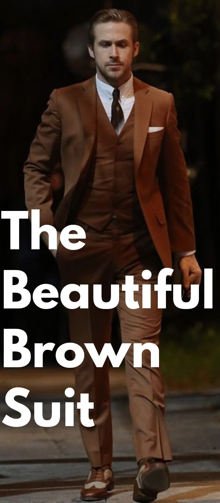 The Beautiful Brown Suit