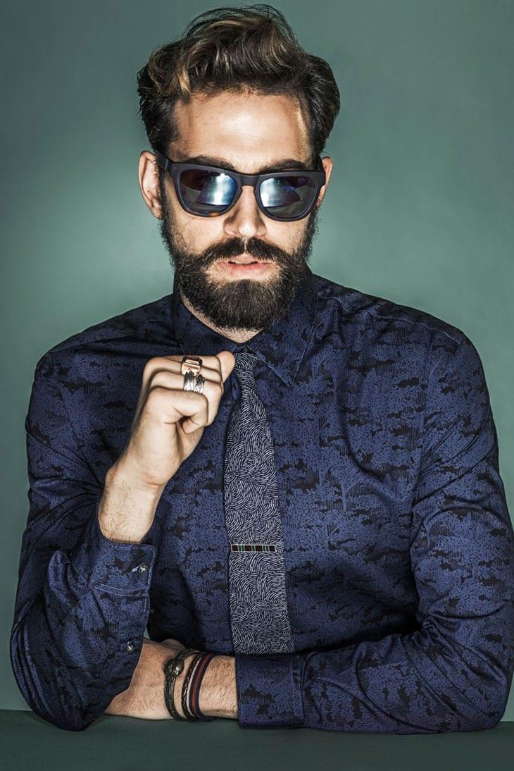 short beard-Facial Hair Styles for men