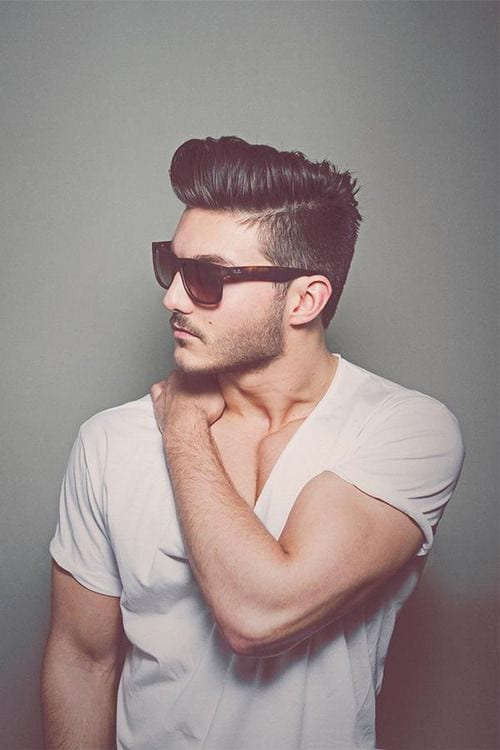 side burns-Facial Hair Styles for men