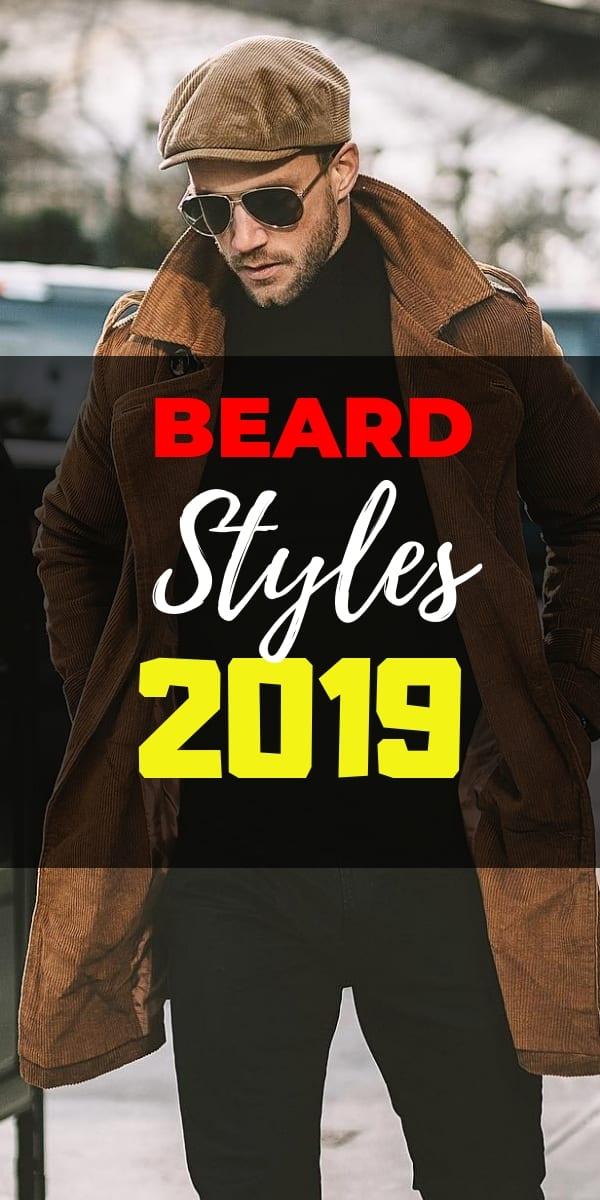 2019 beard styles for men