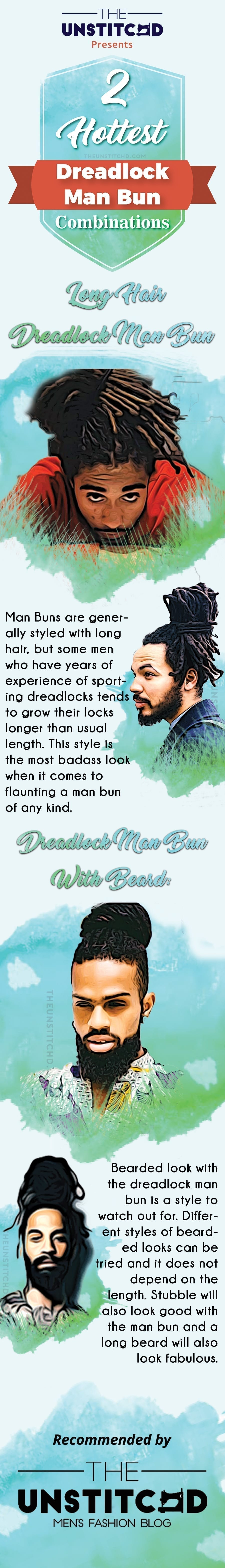 Man-Bun-Dreadlock