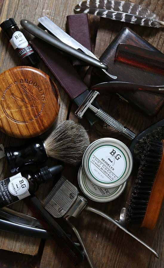 beard grooming products